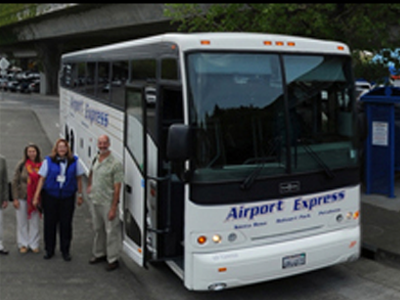 Locations | Sonoma County Airport Express Inc
